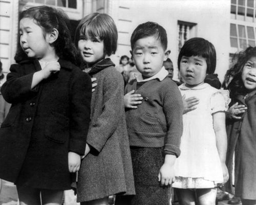 "faoilean:  pag-asaharibon:  Don't Know Much About Asian American History? Books for Children In 1992, Congress proclaimed the month of May as Asian-Pacific American Heritage Month. And what better time to teach your kids about the history of Asians in the United States? Perhaps you've shared with your children how you or your family members came to America, but this is also a great opportunity to learn about the experiences of other Asians in the United States. I've reviewed plenty of Asian children's books before, but I'm especially excited about this list, because these are all titles that focus on the rich and varied history of Asians in America. Here are some picture books that feature experiences of immigration, forging an identity, and key points in history. Because these subjects are rarely taught in class. Think of it as Asian American Studies for the elementary school set. Kai's Journey to Gold Mountain: An Angel Island Story by Katrina Saltonstall Currier is a book I first saw while visiting Angel Island. In case you're not familiar with it, Angel Island, in the San Francisco Bay, was the Ellis Island of the West. During the 19th and early 20th century, immigrants from China, Japan, Korea and the Phillippines were detained in barracks, often for long and unpredictable lengths of time. Twelve-year old Kai is one of those new arrivals, who must wait to be released so he can join his father on ""Gold Mountain"". Coolies by Yin and illustrated by Chris Sontpiet tells the story of Shek and Little Wong, who arrive in California to build the transcontinental railroad.  Inspired by actual events, this story reveals the harsh truth about life for the Chinese railroad workers in 1865, while celebrating their perseverance and bravery. The author and illustrator also teamed up to create Brothers, a story about a friendship between Ming, a boy in San Francisco's Chinatown, and his Irish neighbor, Patrick. Where the Sunflowers Grow by Amy Lee-Tai and illustrated by Felicia Hoshino is a recommendation from my friend Elisa Koff-Ginsborg. The book tells the story of Mari, who — along with thousands of other Japanese Americans– has been forced to move to the Topaz internment camp during World War II. An art class and a kindly teacher offer a ray of hope amidst these unjust circumstances. Baseball Saved Us by Ken Mochizuki and illustrated by Dom Lee is another title about the Japanese American internment experience. The main character is a small Japanese American boy who dislikes baseball because he is often teased as he plays with his white peers. Life is even harsher at the camp, with tempers flaring in the tight quarters. However, a makeshift baseball game at  Whether your kids are sports nuts or benchwarmers, they will probably find the baseball aspect of this story something they can relate to. Going Home, Coming Home by Truong Tran, illustrated by Ann Phong is described by Terry Hong of Smithsonian BookDragon as ""A poignant, lovely bilingual tale about a little girl who visits her ancestral home in Vietnam and realizes that she can be both Vietnamese and American, with a home here and a home there."" Chachaji's Cup by Uma Krishnaswami, illustrated by Soumya Sitaraman is also a BookDragon pick. ""A young boy's special relationship with Chachaji, his father's old uncle, teaches him important lessons about family bonds and his rich Indian heritage,"" writes Hong. This book was also made into a stage performance in 2010 that featured Bollywood and sitar music and a multicultural cast. Apple Pie Fourth of July by Janet S. Wong and illustrated by Margaret Chodos-Irvine is a more contemporary story that deals with an issue that many children of immigrants can relate to: food shame. The main character is embarrassed that her family is cooking Chinese food to serve in their shop, even though it is Independence Day. Of course, there is a delicious twist to the story. The Name Jar by Yangsook Choi portrays a dilemma all too familiar to immigrant youth — whether or not to trade in a foreign sounding name for an American one. Unhei must make this decision after she moves from Korea to New York, and her new classmates attempt to help her by filling a jar full of potential monikers. Do you have any recommendations? For more recommendations, including chapter books and Young Adult literature,  my favorite Taiwanese American author Grace Lin has a Asian-Pacific Heritage Month Booklist on PBS Parents. For more suggestions check out the San Francisco Public Library site. Also, Pragmatic Mom has recommendations for  Japanese American Internment and Chinese American books.  Can personally vouch that Yin's Coolies was pretty great, and Where the Sunflowers Grow by Amy Lee Tai."