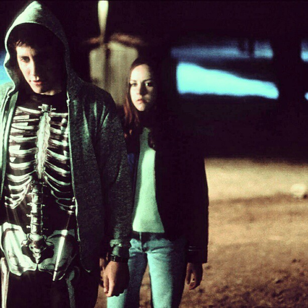When I'm feeling sad, d. Darko makes everything better.#movie #donnie #darko #donniedarko #reality #sad #nothappy #fml #depressing #hope #notok  (Taken with instagram)