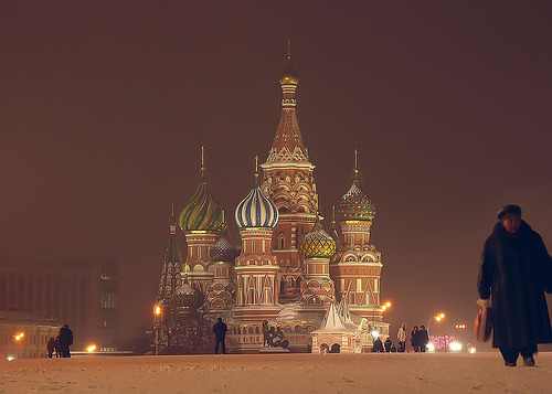 thenakedbrowneye:  Red Square, Moscow (by coccinelle67)