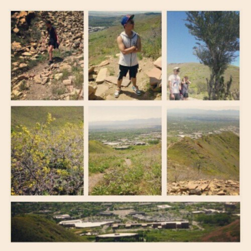 #hiking #mountain (Taken with instagram)