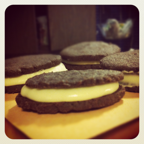 becomes Thomas Keller Oreos!