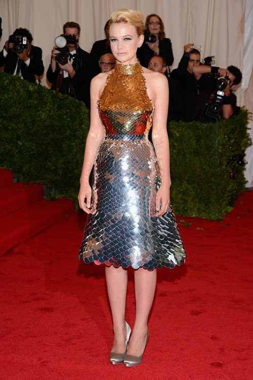 Carey Mulligan/Prada