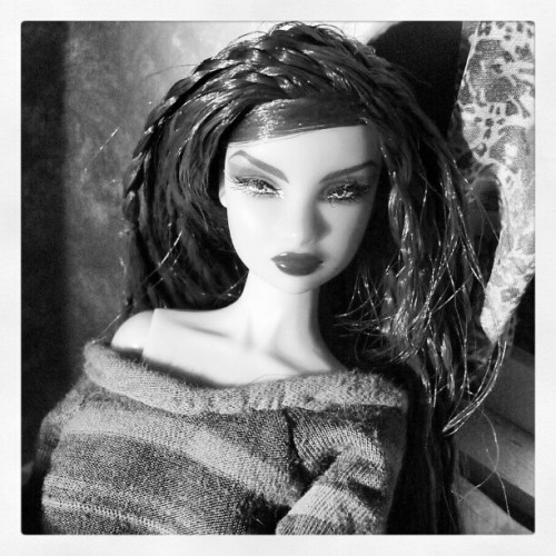 The stunning #Miss #Erin … #integrity #doll #pretty  (Taken with instagram)
