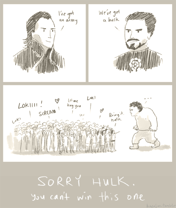 LOKI's REAL ARMY