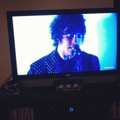 My night #mgmt #andrew #vanwyngarden #:) #congratulations #:)  (Taken with instagram)
