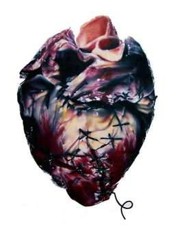 THE MOST BEAUTIFUL HEART IN THE WORLD