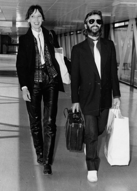 Shelley Duvall & Ringo Starr