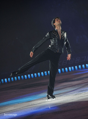 beautiful-shapes:  Stéphane Lambiel ATSS 2012