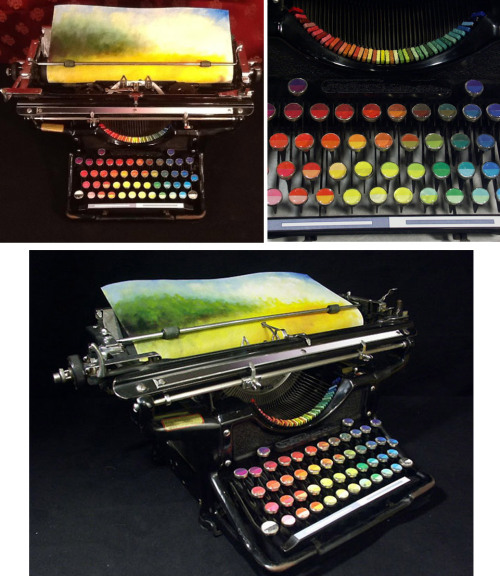 chromatic typewriter…where can I get one of these!!??