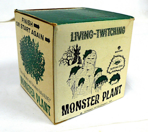 devilduck:  Living-Twitching Monster Plant (1969)