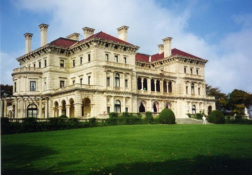 Favorite Newport mansion