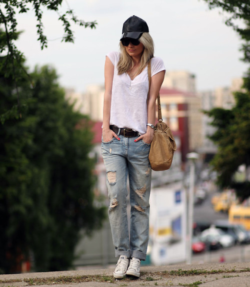 Super casual (by Silvia P.)