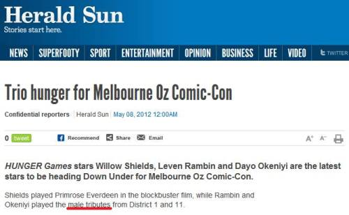 Australian press at it's finest - poor Leven…