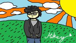Mikey Joe Diaz at the park? by: Mikey Joe Diaz