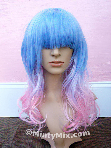 I want this beautiful wig!