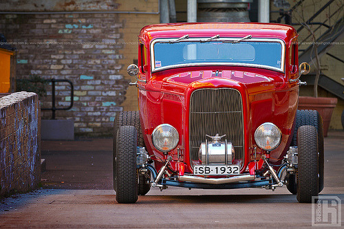 carpr0n:  Second youth Starring: '32 Ford Coupe (by HoskingIndustries)