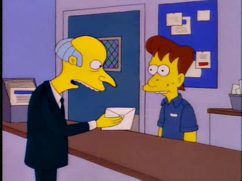 springfield-vs-shelbyville:  Yes, I'd like to send this letter to the Prussian consulate in Siam by aeromail. Am I too late for the 4:30 autogyro?