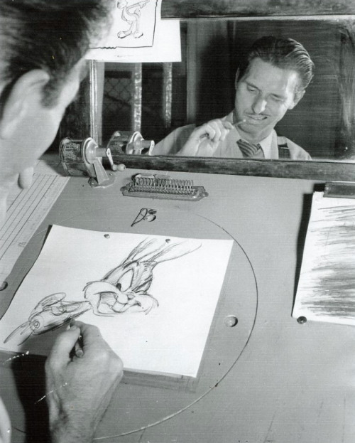 Chuck Jones, animator of Bugs Bunny