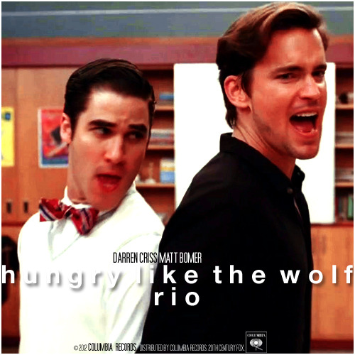 3x15 Big Brother | Hungry Like The Wolf / Rio Requested Alternative Cover  Requested By  klainebowsaredelicious