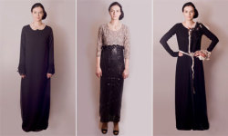 empractices-rosephine:  Adapting Abaya influence on fashion.