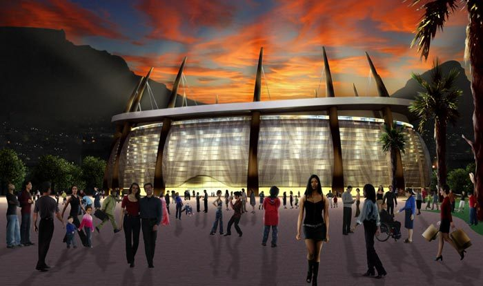 Today on the Galetti Blog: a look at the previous Cape Town Stadium design proposals. Which do you prefer?