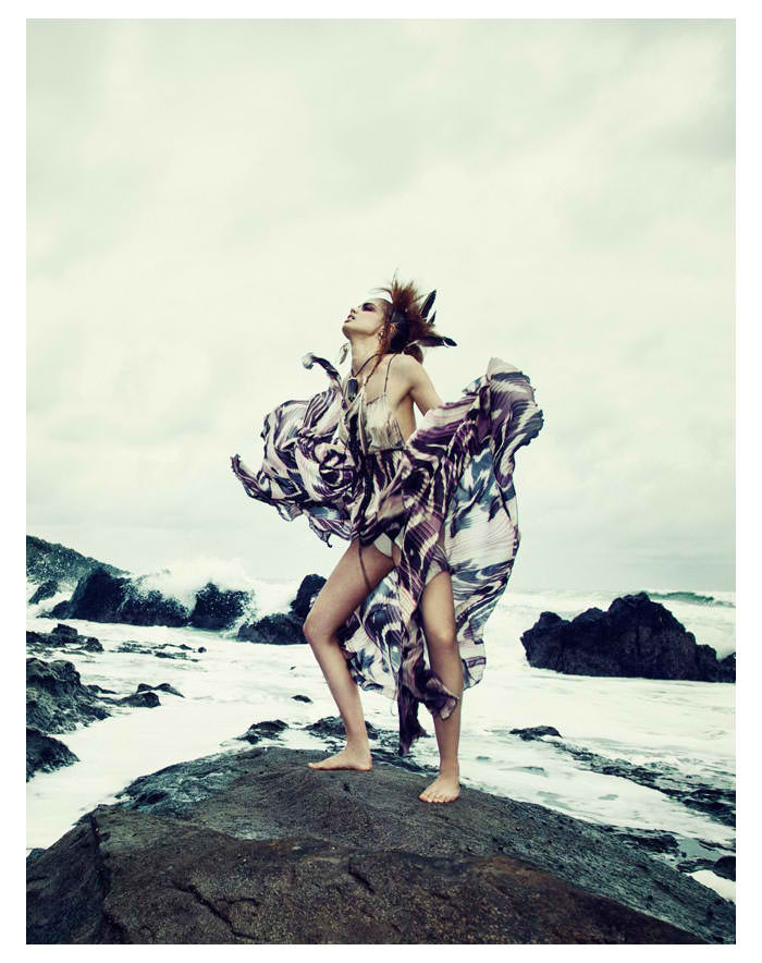 Vogue Netherlands. May 2012. Shot by Petrovsky & Ramone. This editorial is awesome.