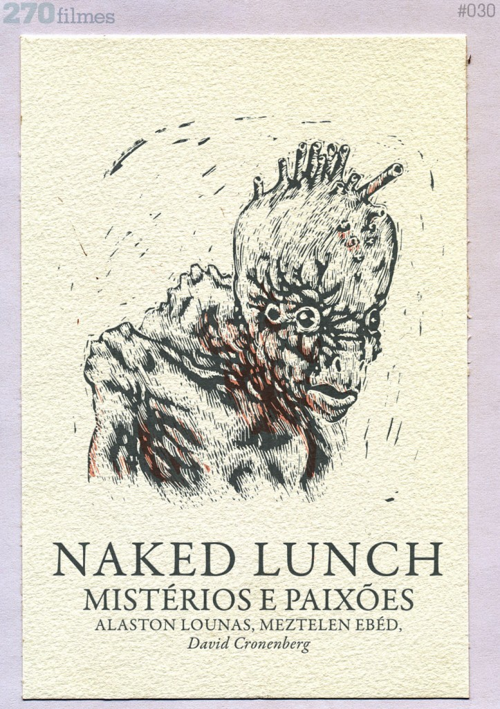 #030 | Naked Lunch http://bit.ly/IH8dTt