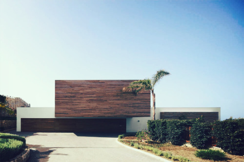 Pvisualcocaine:  Contemporary Home, Granada Spain.