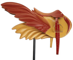 Hermes Wings saddle