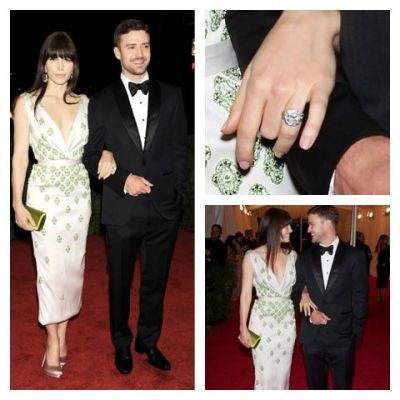 HIPPxRGB Nude Nails on Jess Biel for Met Ball on May 7, NYC (Taken with Pose)