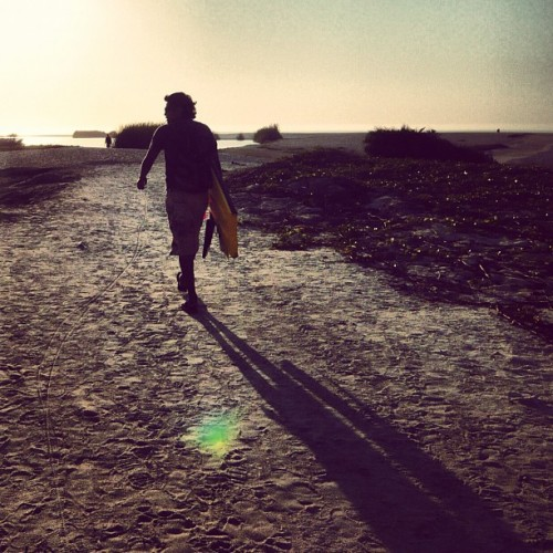 Early #morning heading to #beach for #surfing  (Taken with Instagram at San Jose Del Cabo)
