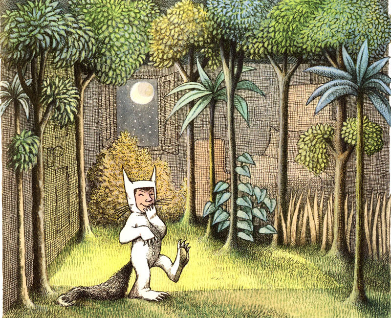 drawnblog:  RIP Maurice Sendak  Mr. Sendak, thank you for sharing your gift with us.