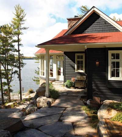 truesoutherncharm:  Perfect lake house