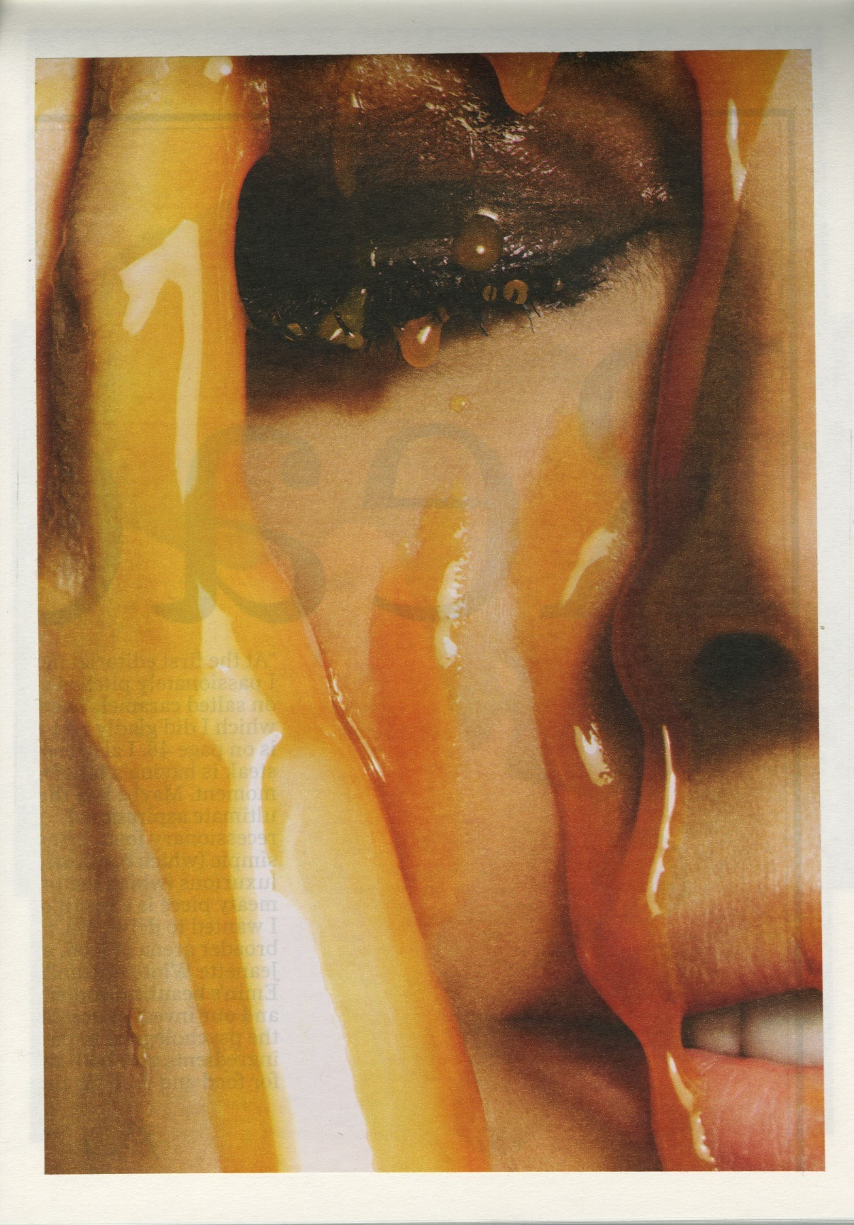 showstudio:  Image taken from Judy Blame's sketchbook
