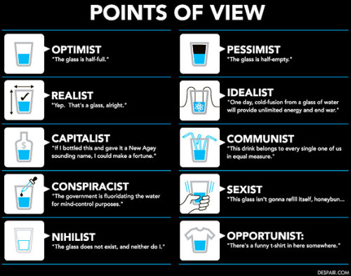 what is your point of view :D