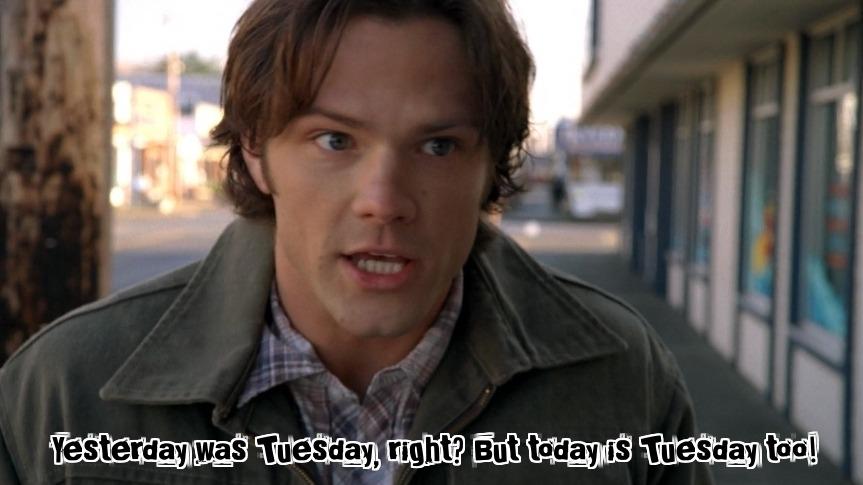 Supernatural - Tuesday
