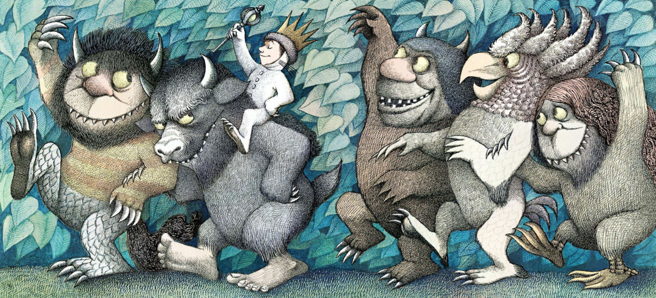 """Dear Mr. Sendak,"" read one, from an 8-year-old boy. ""How much does it cost to get to where the wild things are? If it is not expensive, my sister and I would like to spend the summer there.""  - From this morning's New York Times Book section: Maurice Sendak, Author of Splendid Nightmares, Dies at 83 Just finished reading about Mr. Sendak's half century-long career as an illustrator and writer while nursing a cup of lukewarm coffee. Being reminded that death takes indiscriminately always leaves me feeling bleak. Today's gloomy grey weather seems appropriate. P.S. I love this anecdote, too… ""Once a little boy sent me a charming card with a little drawing on it. I loved it. I answer all my children's letters — sometimes very hastily — but this one I lingered over. I sent him a card and I drew a picture of a Wild Thing on it. I wrote, ""Dear Jim: I loved your card."" Then I got a letter back from his mother and she said, ""Jim loved your card so much he ate it."" That to me was one of the highest compliments I've ever received. He didn't care that it was an original Maurice Sendak drawing or anything. He saw it, he loved it, he ate it."" - Maurice Sendak image via."