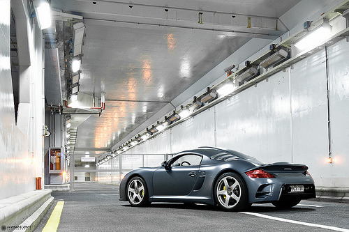 The incredible Carrera GT, and RUF thinks they can do better.
