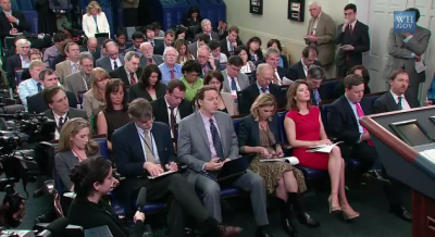 REVOLT: White House Press Corps asks Jay Carney at least 28 questions about President Obama's views on gay marriage.
