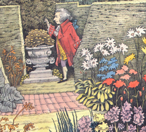 "Goodbye, Maurice Sendak.  ""When Mozart is playing in my room, I am in conjunction with something I can't explain. […] I don't need to. I know that if there's a purpose for life, it was for me to hear Mozart."" —Sendak"