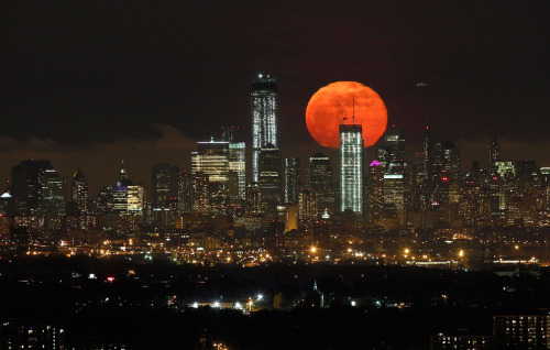 Supermoon 2012:infocus