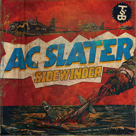 troubleandbass:  Out TODAY, new AC Slater Sidewinder EP! Get it now! http://troubleandbass.com/artist/ac-slater/sidewinder-ep  new @djacslater music!!