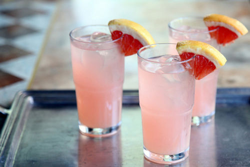 summer grapefruit juice