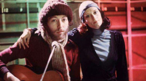 Richard and Linda Thompson, 1975