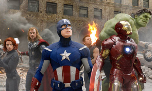 funnyordie:  10 Personal SPOILERS from 'The Avengers' As you may have guessed, SPOILERS ahead.