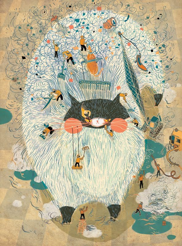 supersonicelectronic:  Victo Ngai. Tumblr | Twitter | Facebook