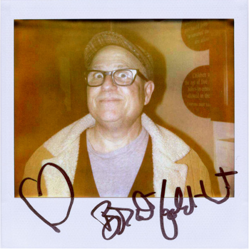 "portroids:  Bobcat Goldthwait - Because Bobscratch Goldfarb was great on the latest Comedy Bang Bang! Also, his new film ""God Bless America"" comes out this Friday.  SF/Bay Area Comedy Legend"