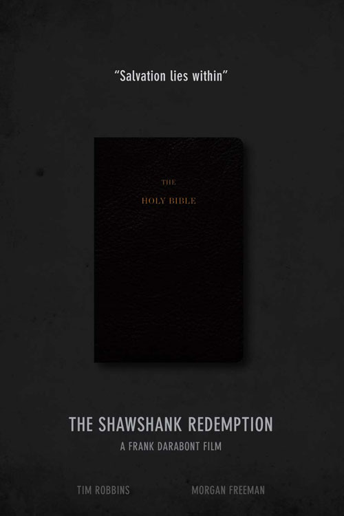 The Shawshank Redemption by Ojasvi Mohanty