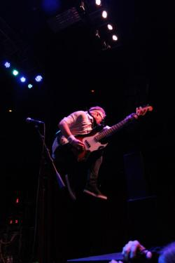 This is one of my favorite live shots I've done. It's of Chris Bourne of Hollywood Ending. I shot in on February 14, 2012 at the Fillmore in Silver Spring, MD.