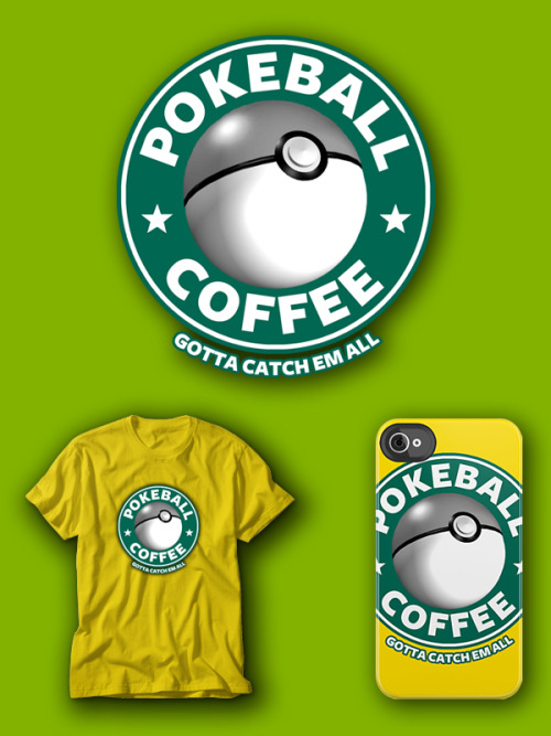 Amazing design for our favourite coffee and game. Buy now as t-shirt or iphone case at RedBubble Created by BomDesignz